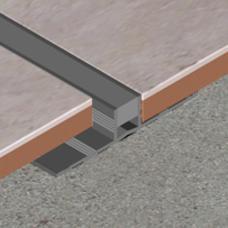 PVC dilatacioni profil od 12.5mm