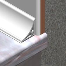 Profil za izolaciju od vlage 32 x 32 mm