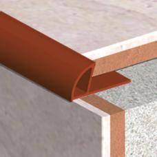 PVC lajsna za spoljne uglove za pločicu od 10mm