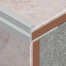 Ravna lajsna od aluminijuma