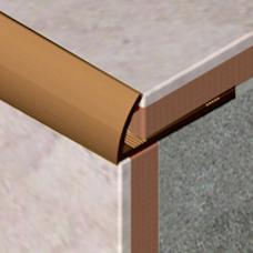 Polukruzna lajsna od aluminijuma