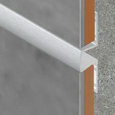 Listela od aluminijuma 9mm
