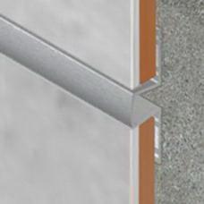 Listela od aluminijuma širine 9mm za pločice debljine 7mm