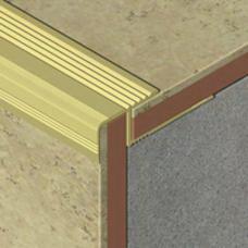 Ugradni profil za stepenište od aluminijuma