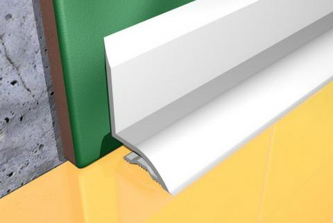 Izolacioni profil od PVC-a dužine 1.8m