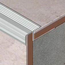 Zaštita za ivicu stepeništa od aluminijuma