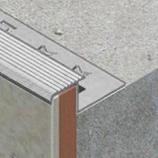 Lajsne - zaštita za stepenište - aluminijum
