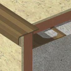 Lajsna za zaštitu ivica stepeništa