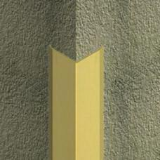 L profil za zaštitu ivice zida od aluminijuma dimenzija 25x25mm