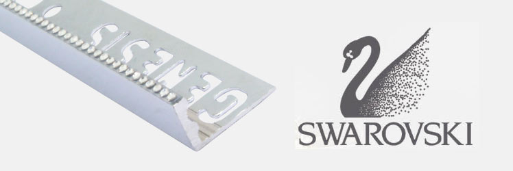 Lajsne Genesis - Swarovski kristali